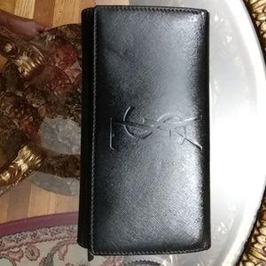 Authentic YSL Yves Saint Larent wallet